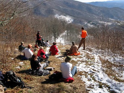 Guided Hike on Newly Acquired Roan Property