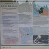Prevost Island sign.