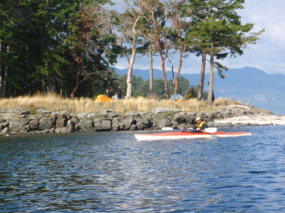 Gulf Islands Kayak 9_2008