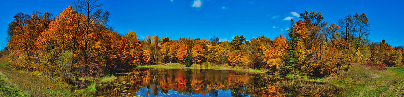 Fall Panoramic | Minnesota