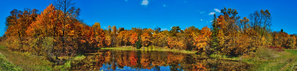 Fall Panoramic | Minnesota