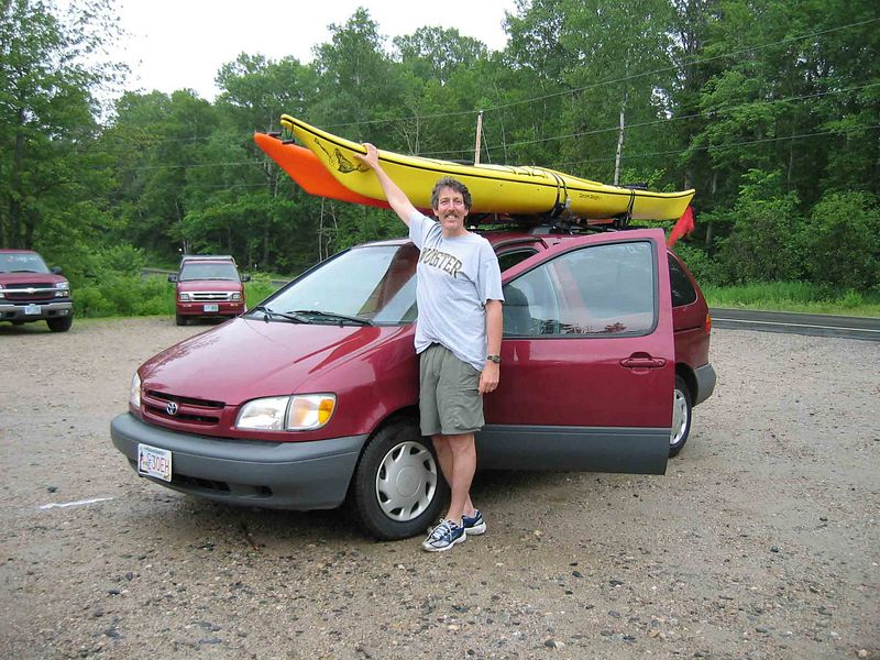 off to explore Lake Umbagog in NH on a rainy day!!!