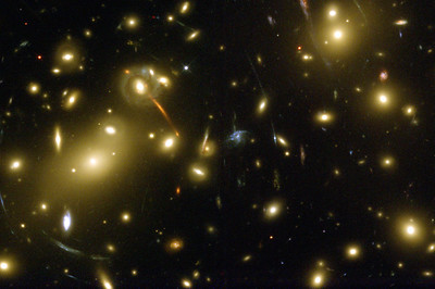Galaxy Cluster Abell 2218 - 2017-05-12 at 15-16-03