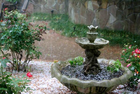 Hailstorm!