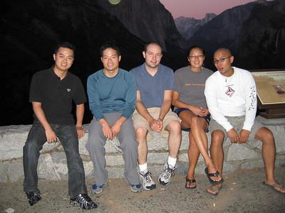 Half Dome Trip -  7-2-2006