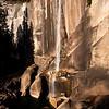 Vernal Falls at Yosemite.