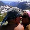 Mobiltlf.bilde. Romantisk utsikt...