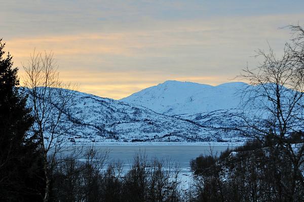 Hamlagrøvatnet 12.12.2010