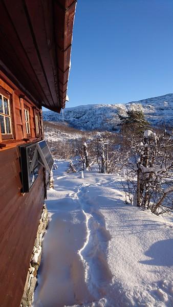 Opplading for sjel og hytte
