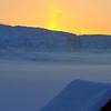 Litt av Hamlagrøvatnet 21.12.2010
