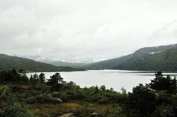 Gråværsdag , Hamlagrøvatnet..