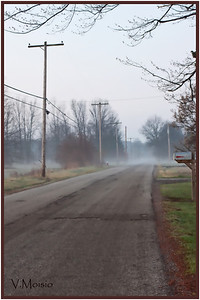 FOGGY MORN St. Patty's Day 2012