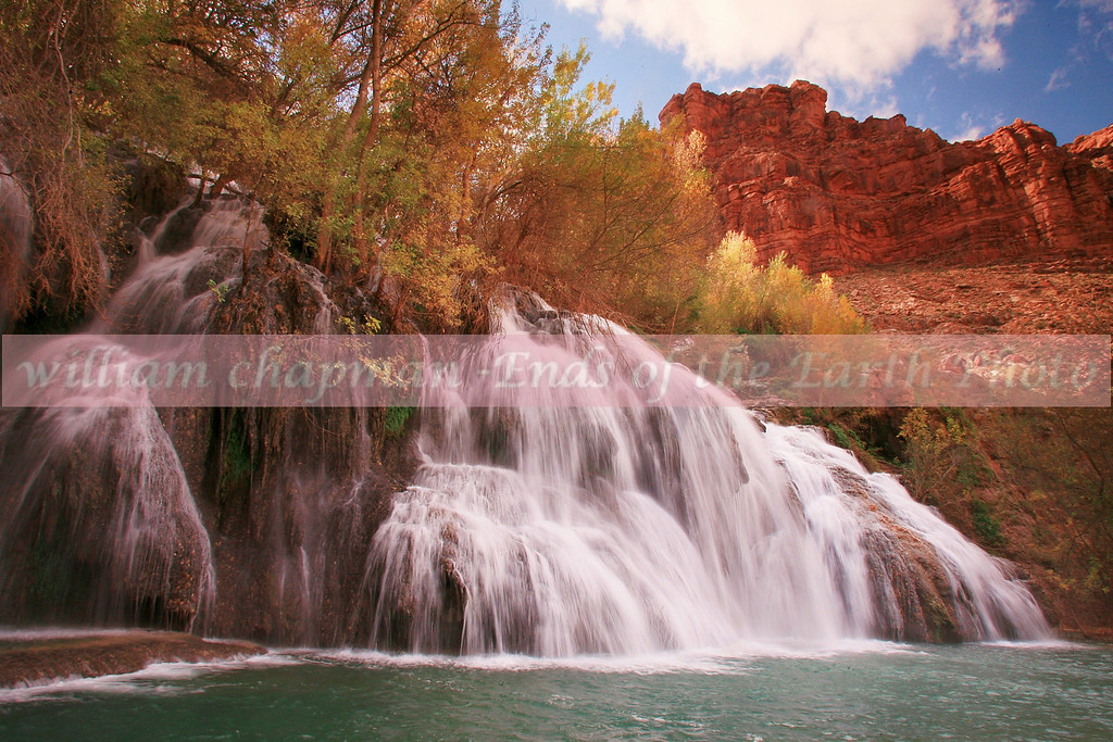 Navajo Falls- Havasupai Reservation- Grand  Canyon 1