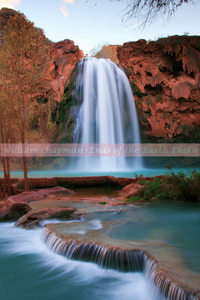 Havasu Falls twilight