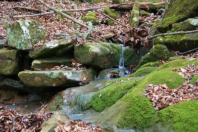 Haw Creek Climbing Area