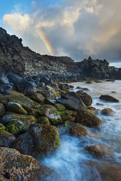 Rainbow, North Maui Coast