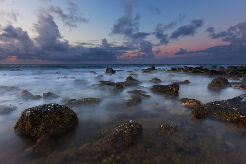 Poipu Beach Sunrise