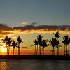 Sunset #3, photo #2 - ten minutes of a sunset, ~ 1 minute between shots