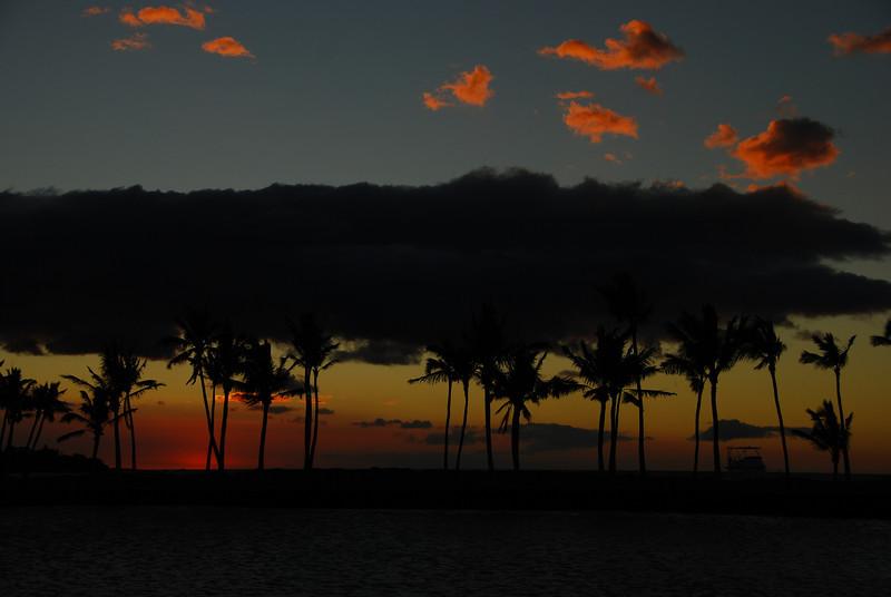 Sunset #3, photo #11 - ten minutes of a sunset, ~ 1 minute between shots