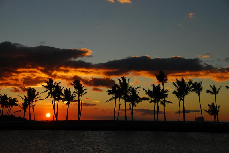 Sunset #3, photo #6 - ten minutes of a sunset, ~ 1 minute between shots