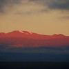 Mauna Kea in morning light