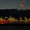 Sunset #3, photo #10 - ten minutes of a sunset, ~ 1 minute between shots