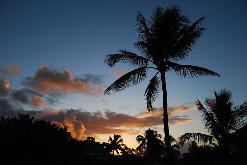 Sunrise at Poipu Beach, Kauai