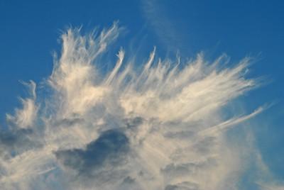 Idegnyugtató felhőjáték