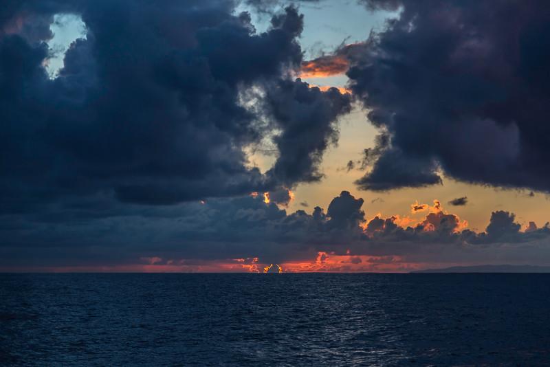 Napali_Coast_Sunset_Kauai_10-1-14_IMG_1046