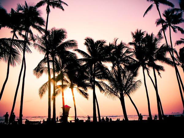 Scenes of Hawaii Portfolio