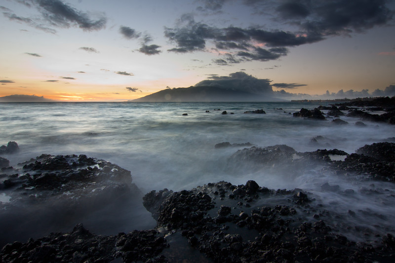 Motion in the Ocean, Maui