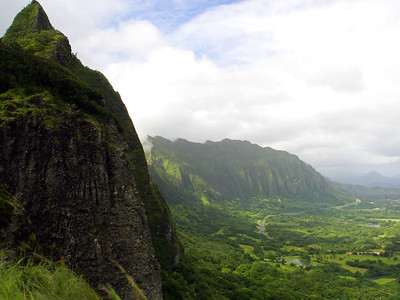 Windy Point, Oahu