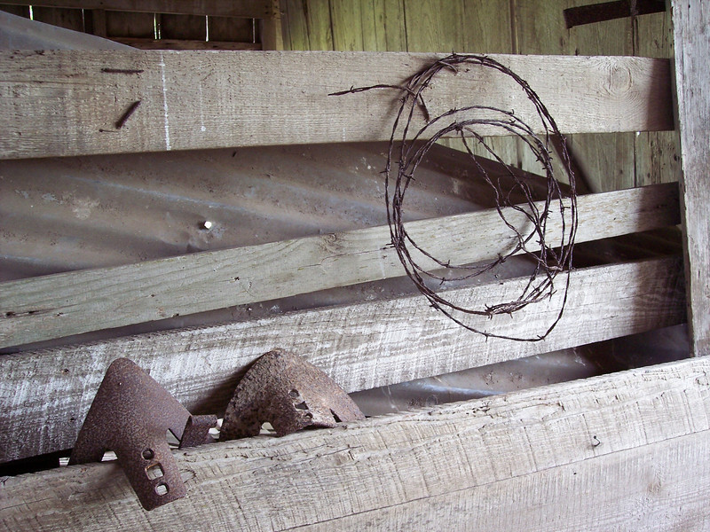 The Leftover Barbed Wire