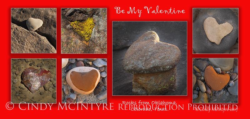 Valentine Heart Rocks copy