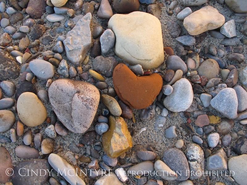 Heart Rock, Echo Park, DINO CO (1)