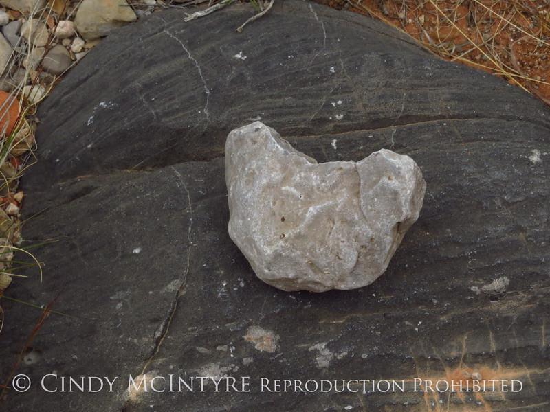Heart rock, Red Rock Canyon NV (2)