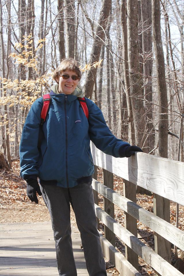 hiking coodinator