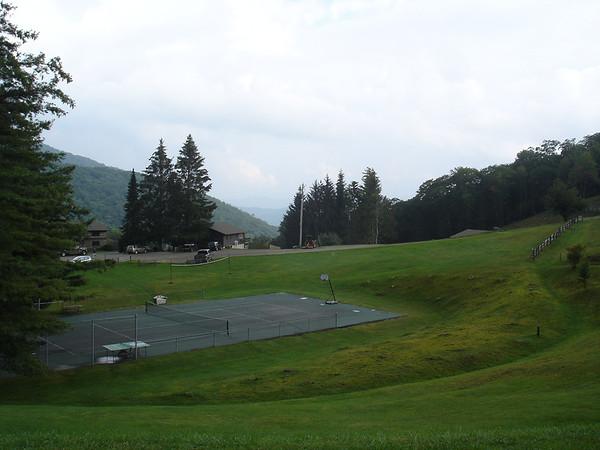 SAHC Board Retreat Cataloochee Ranch Hemphill Bald Monitoring Hike
