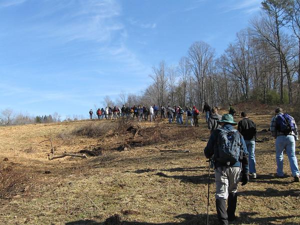 Hickory Nut Gap Farm Hike