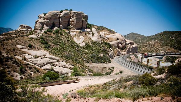 Cajon Pass, CA