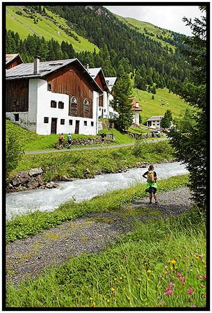 Hike with Swiss Alpine Marathon