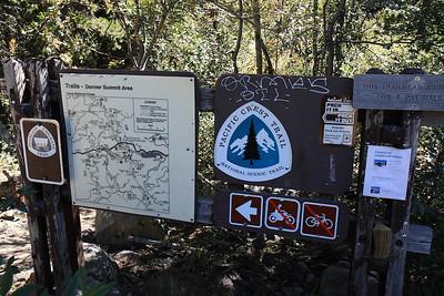 Mt Judah loop hike Sept 5th, 2014