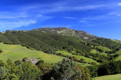 Mt Diablo hike Mar 25th, 2016