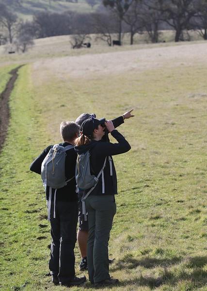 Round Valley hike Jan1  039