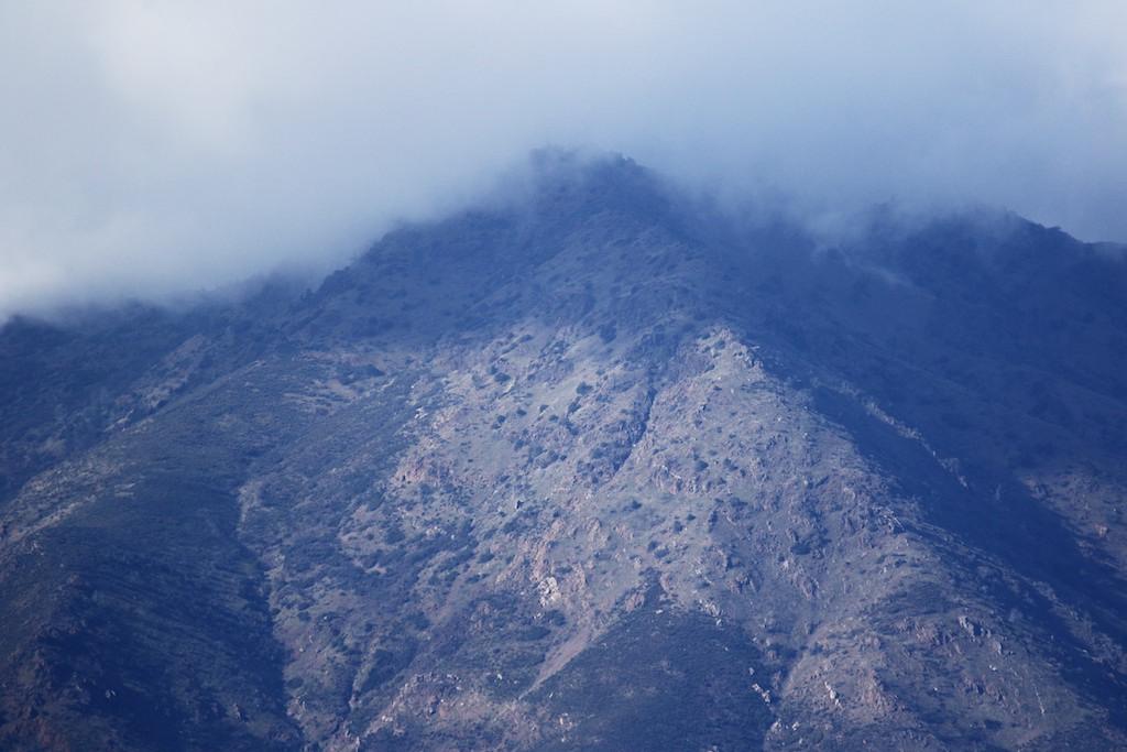 Round Valley hike Jan1  095