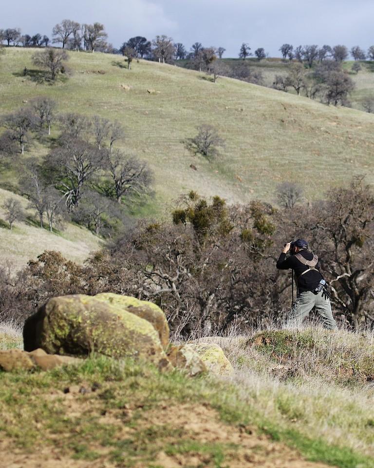 Round Valley hike Jan1  038