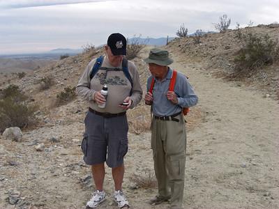 Hiking - Coachella Valley Preserves