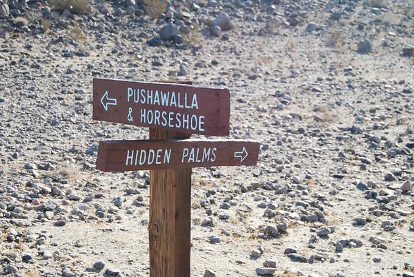 Pushawalla Trail - Hiking