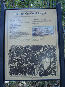 Maryland Heights played a big part during the Civil War