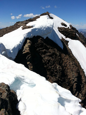 Mount Outram - June 30 2013